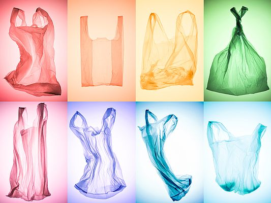 Collage of plastic bags (iStock.com/LightFieldStudios)