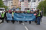 March for Science in Frankfurt am Main 2018 (Foto: March for Science Germany)
